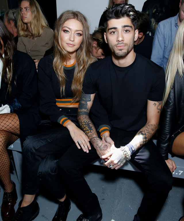 See All the Stylish Celebrities Sitting Front Row During Fashion Week