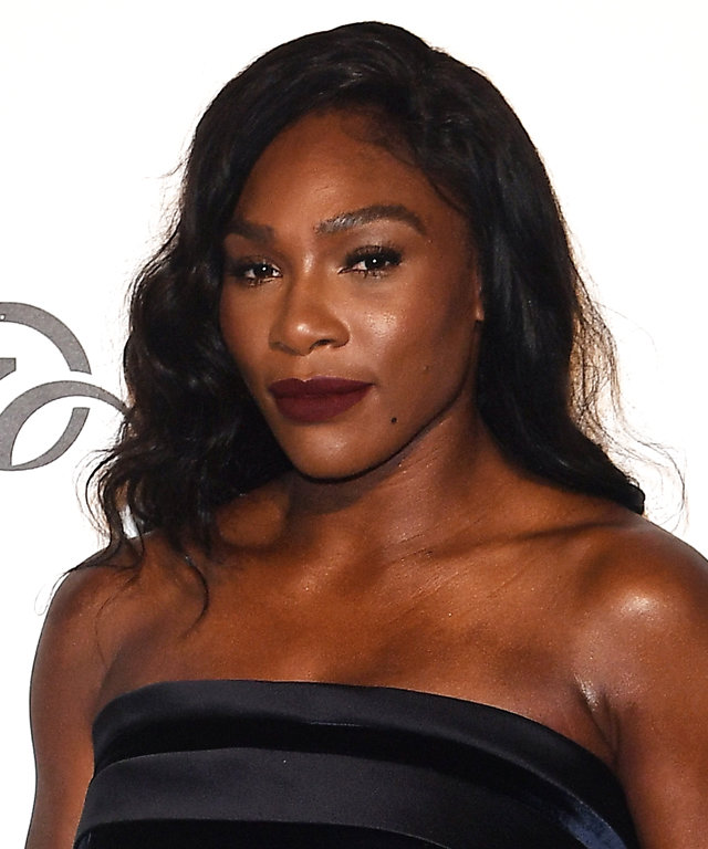 MILAN, ITALY - SEPTEMBER 20:  Serena Williams attends the Milano Gala Dinner benefitting the Novak Djokovic Foundation presented by Giorgio Armani at Castello Sforzesco on September 20, 2016 in Milan, Italy.  (Photo by Jacopo Raule/Getty Images)