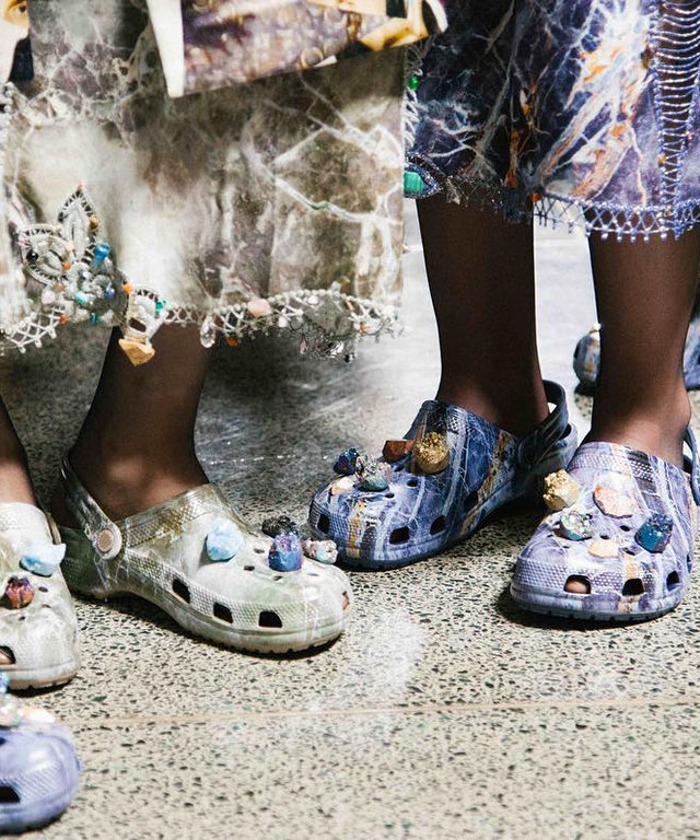 "A History of ""Ugly Shoes"" on the Runway"