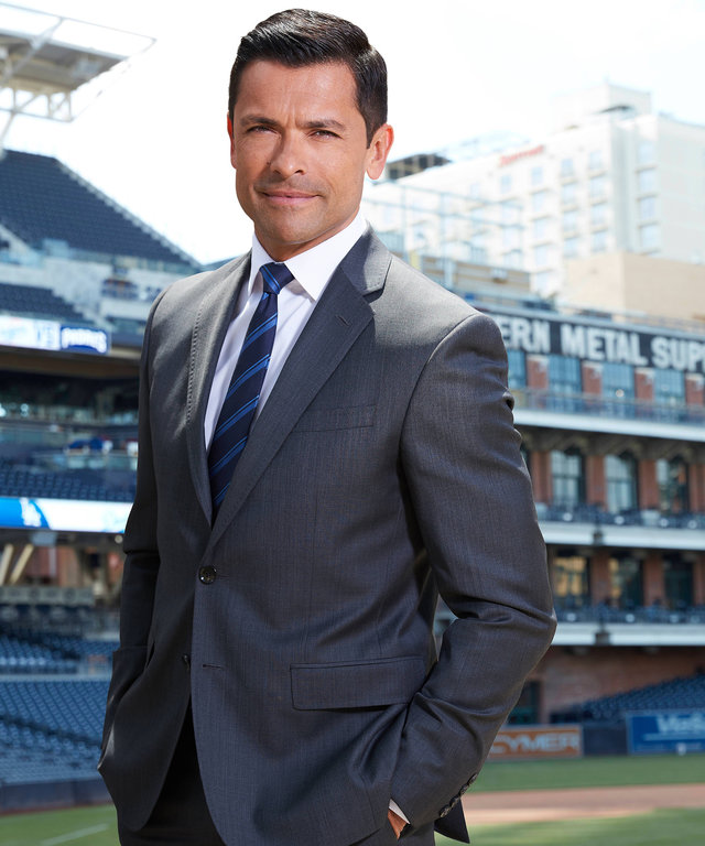 PITCH: Mark Consuelos in PITCH premiering Thursday, Sept. 22 (9:0010:00 PM ET/PT) on FOX. (Photo by FOX via Getty Images)