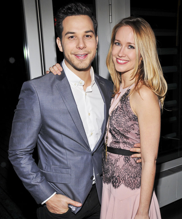 Anna Camp Wishes Husband Skylar Astin a Happy Birthday with One Sweet Instagram Message