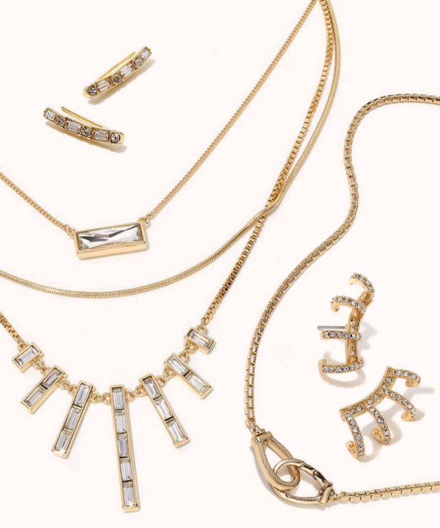 Shop The Jewelry Collection by InStyle—See the Chic New Pieces Here!