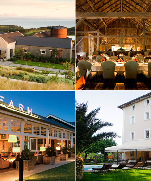 Yep, Farm-to-Table Hotels Exist and We're Obsessing Over These 10
