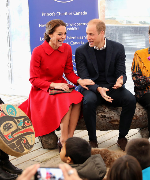 Kate Middleton and Prince William's Cutest Photos from Their Second Tour of Canada