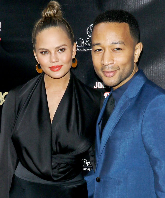 "Chrissy Teigen Wants to Replay Wedding to John Legend ""Again and Again"""