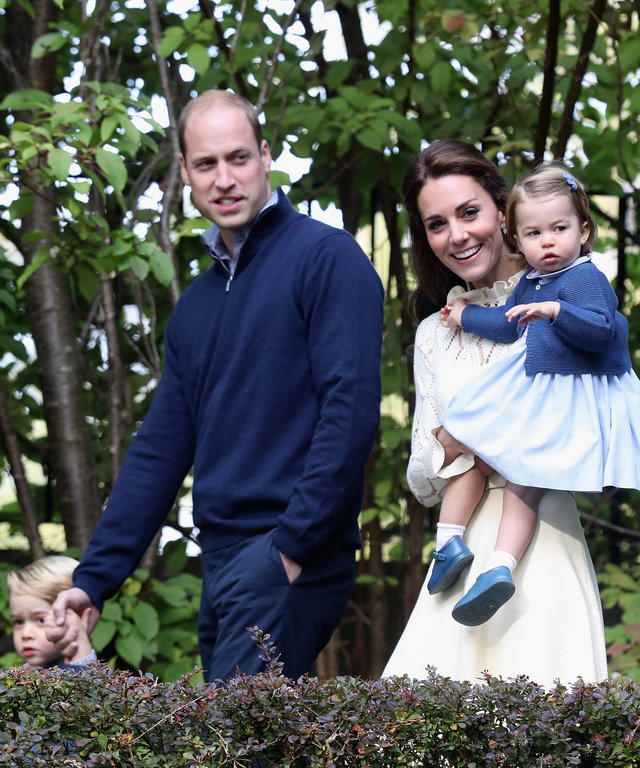All the Precious Photos from Prince George and Princess Charlotte's Fun Day Out in Canada