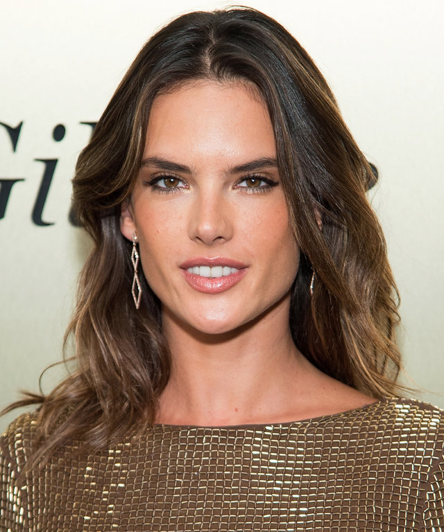 NEW YORK, NY - SEPTEMBER 27:  Model Alessandra Ambrosio attends the #GiltLife launch party on September 27, 2016 in New York City.  (Photo by Michael Stewart/FilmMagic)
