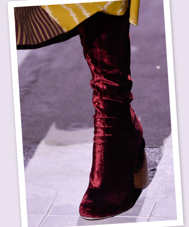 Fall Boot Guide: Velvet Boots
