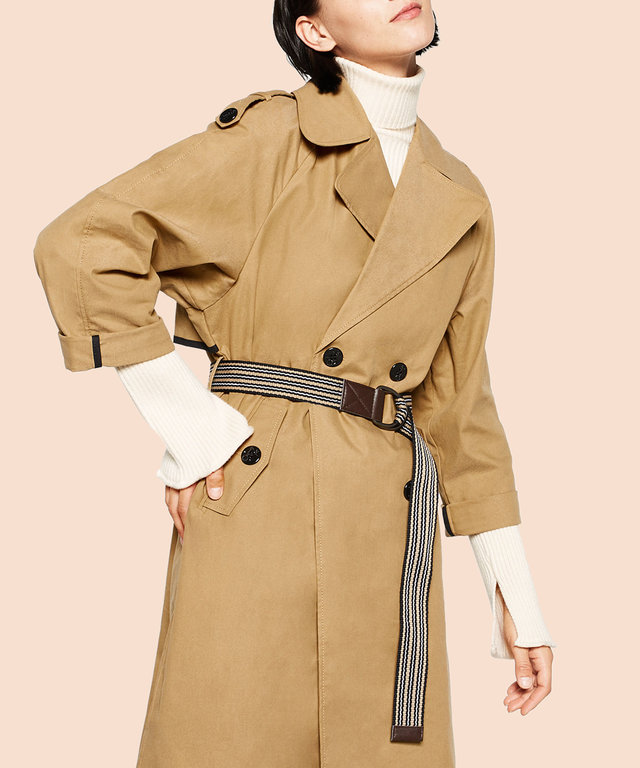 3 Genius New Ways to Wear Your Trench Coat