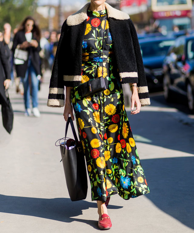 Why You Should Wear Florals in the Fall and Winter