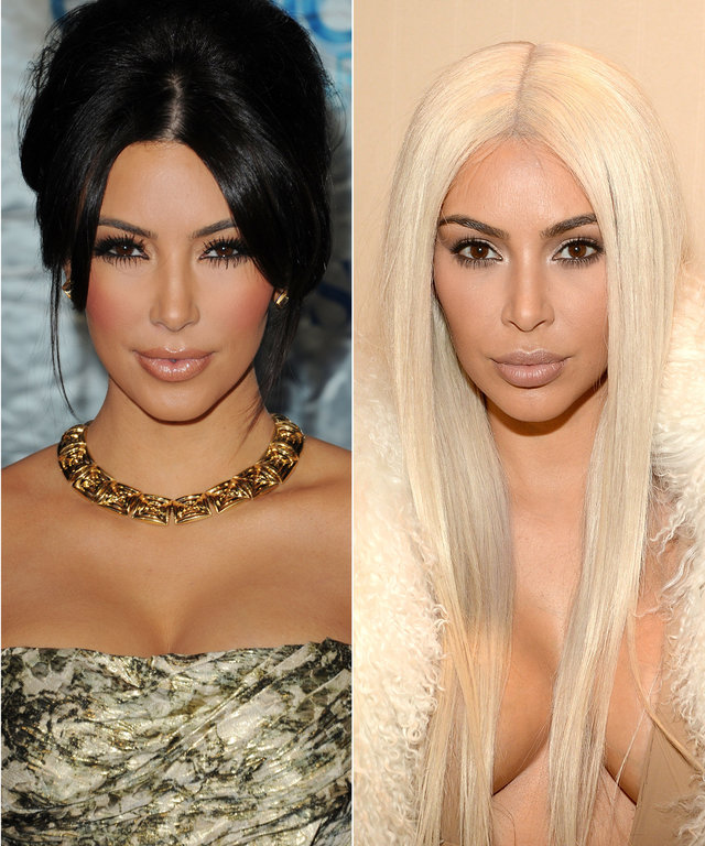 Happy 36th Birthday Kim Kardashian West! Take a Look at Her Best Beauty Moments