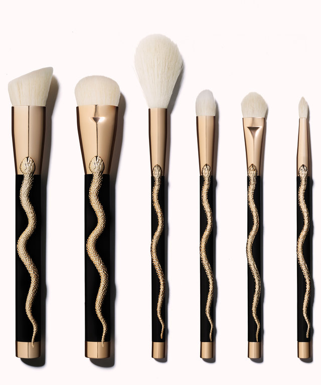 We Are Completely Losing It Over These New Serpent Brushes