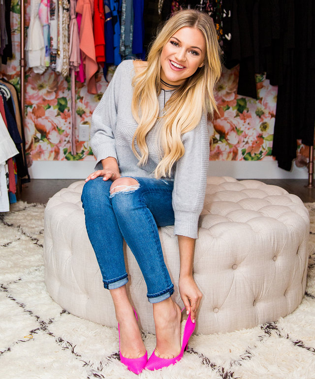 "Inside Kelsea Ballerini's ""Southern but Sophisticated"" Nashville Townhouse"