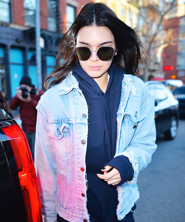 The Coolest Fashion Pairing That Kendall Jenner Loves