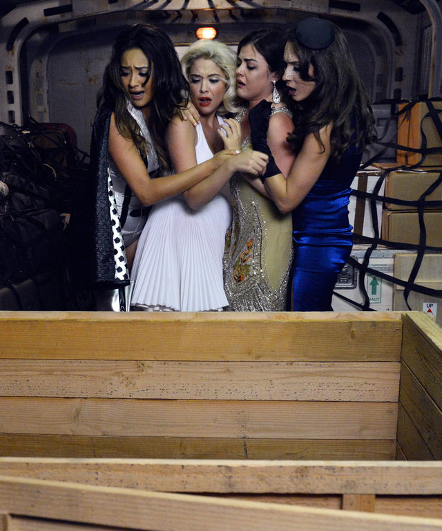 If You're Missing the Pretty Little Liars Halloween Special, Here's a Morsel About Next Season to Hold You Over