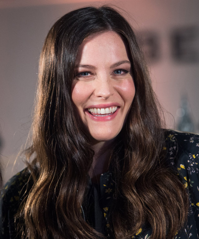 LONDON, ENGLAND - SEPTEMBER 18:  Liv Tyler attends the Belstaff Presentation  during London Fashion Week Spring/Summer collections 2016/2017 on September 18, 2016 in London, United Kingdom.  (Photo by Samir Hussein/WireImage)