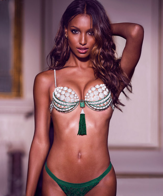 Victoria's Secret Model Jasmine Tookes Will Wear the $3 Million Fantasy Bra at the 2016 Fashion Show