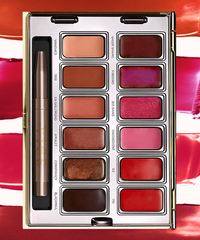 The Palette for the Girl Who Is Habitually Indecisive About Lipstick