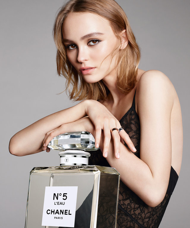 Lily-Rose Depp Is Having More Fun than All of Us in Her Chanel Campaign Video