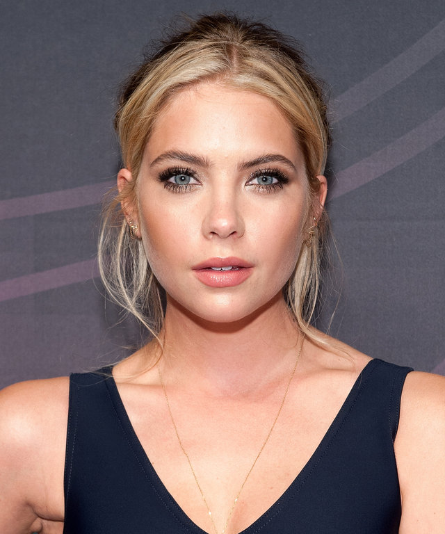 NEW YORK, NEW YORK - APRIL 07:  Ashley Benson attends the 2016 ABC Freeform Upfront at Spring Studios on April 7, 2016 in New York City.  (Photo by D Dipasupil/FilmMagic)