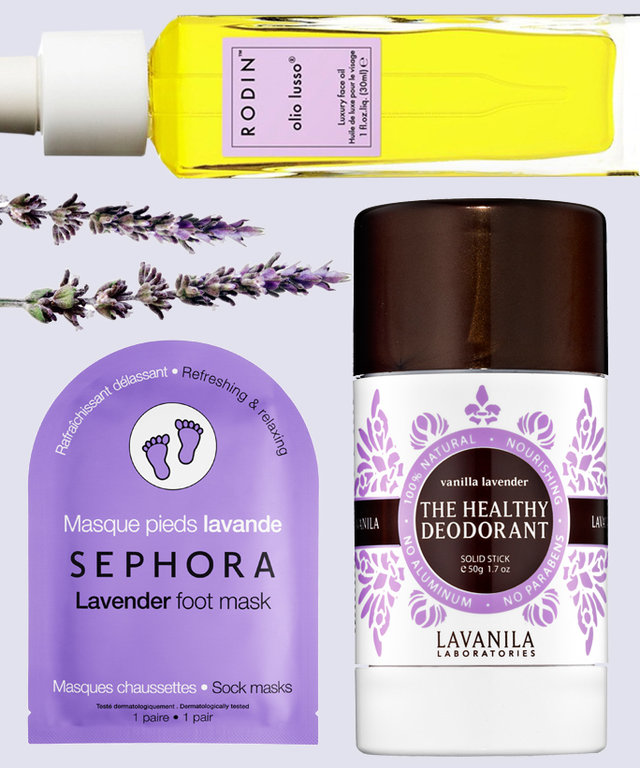 8 Lavender Beauty Products that will Help You Zen Out