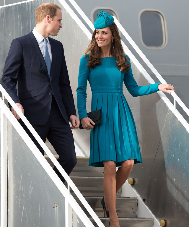 How to Travel *Just* Like Prince William and Kate Middleton