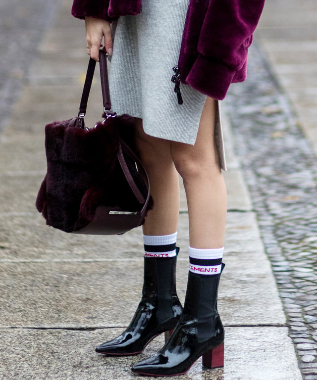 5 Sock-and-Boot Matches Made in Fashion Girl Heaven
