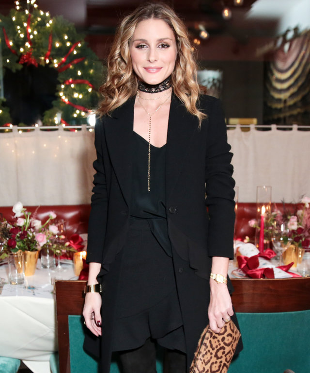 Aerin Lauder & Olivia Palermo Host Holiday Dinner: in Celebration of AERIN Accessories