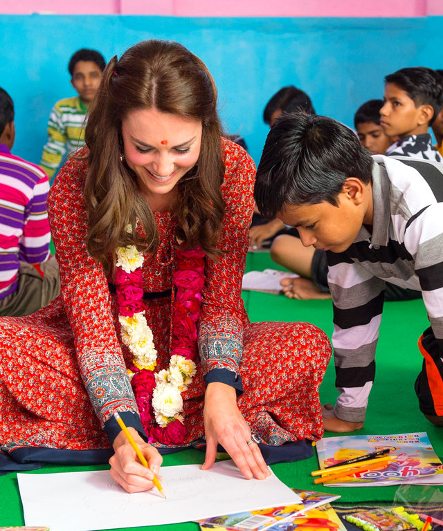 This Is Kate Middleton's Favorite Adult Coloring Book