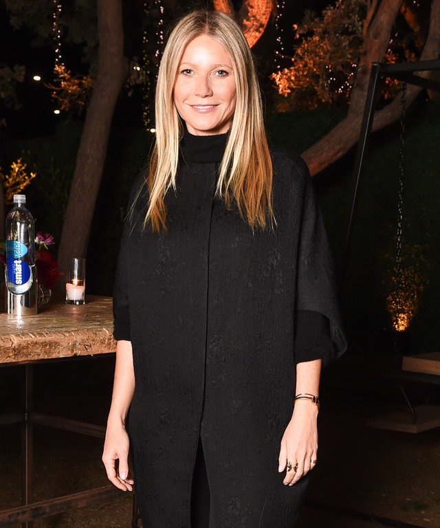 Evidence That Health Guru Gwyneth Paltrow Loves Food Trucks