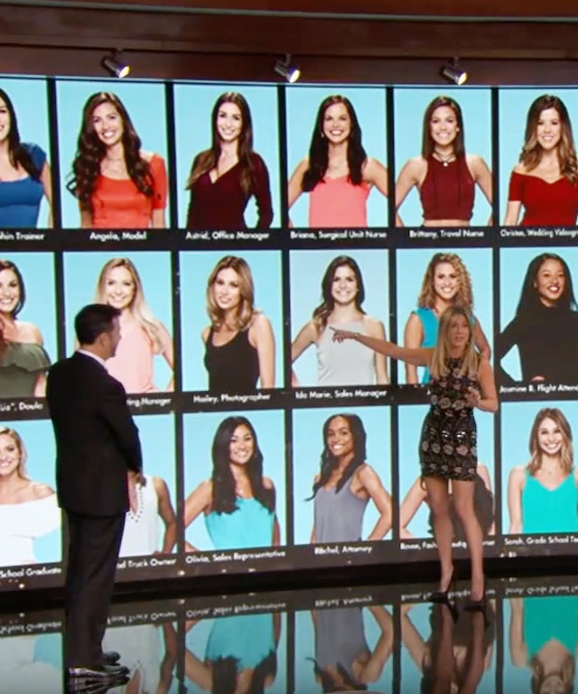 Jennifer Aniston Predicts Final Bachelor Contestants with Sound Logic