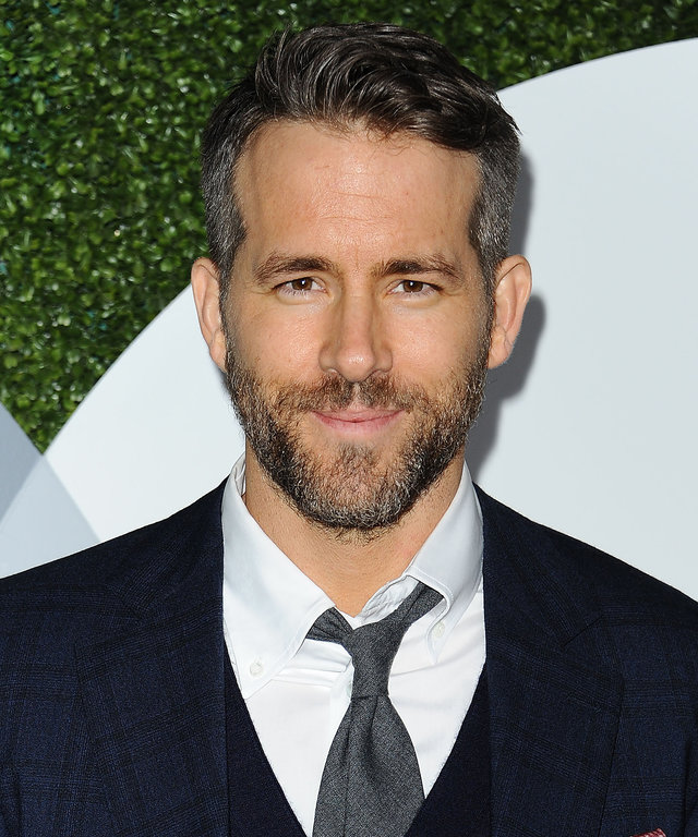 LOS ANGELES, CA - DECEMBER 08:  Actor Ryan Reynolds attends the GQ Men of the Year party at Chateau Marmont on December 8, 2016 in Los Angeles, California.  (Photo by Jason LaVeris/FilmMagic)