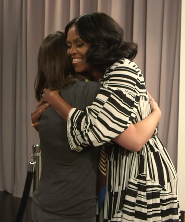 Michelle Obama's Farewell <em>Tonight Show</em> Visit: All the Epic Moments