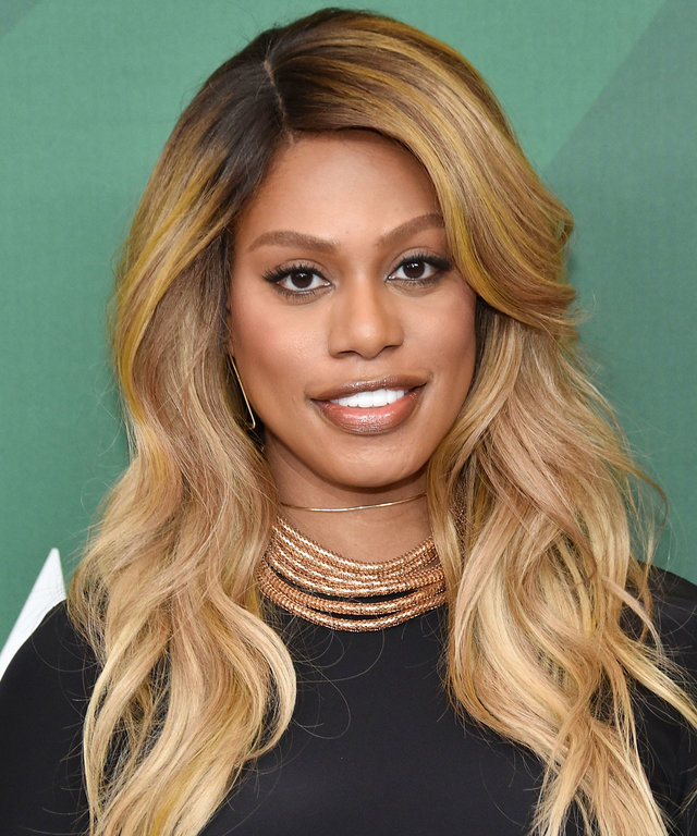 BEVERLY HILLS, CA - OCTOBER 14:  Actress Laverne Cox attends Variety's Power of Women Luncheon 2016 at the Beverly Wilshire Four Seasons Hotel on October 14, 2016 in Beverly Hills, California.  (Photo by Mike Windle/Getty Images)
