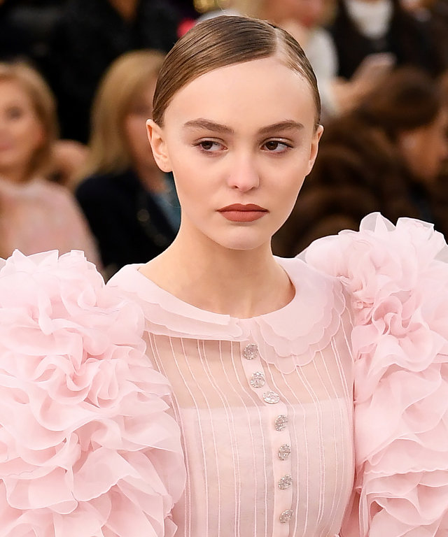 Lily-Rose Depp Is the Chanel Couture Bride of Our Dreams