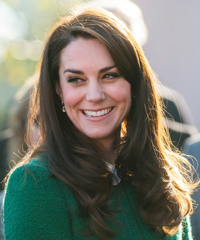 Kate Middleton's Sweet and Chic Suit for Visit to Children's Hospices