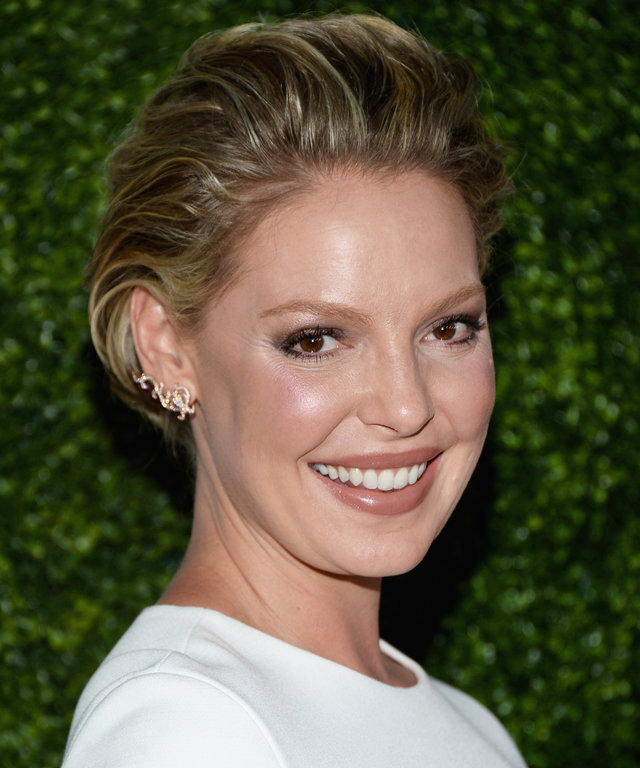 WEST HOLLYWOOD, CA - AUGUST 10:  Actress Katherine Heigl attends the CBS, CW, Showtime Summer TCA Party at Pacific Design Center on August 10, 2016 in West Hollywood, California.  (Photo by Matt Winkelmeyer/Getty Images)