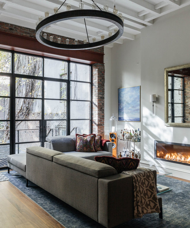 The Fabulous Homes Where Designers & Models Stay During Fashion Month