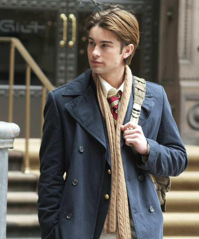 GOSSIP GIRL, Chace Crawford, 'Pilot', (Season 1, airing Sept. 5, 2007), 2006-. © The CW / Courtesy: Everett Collection