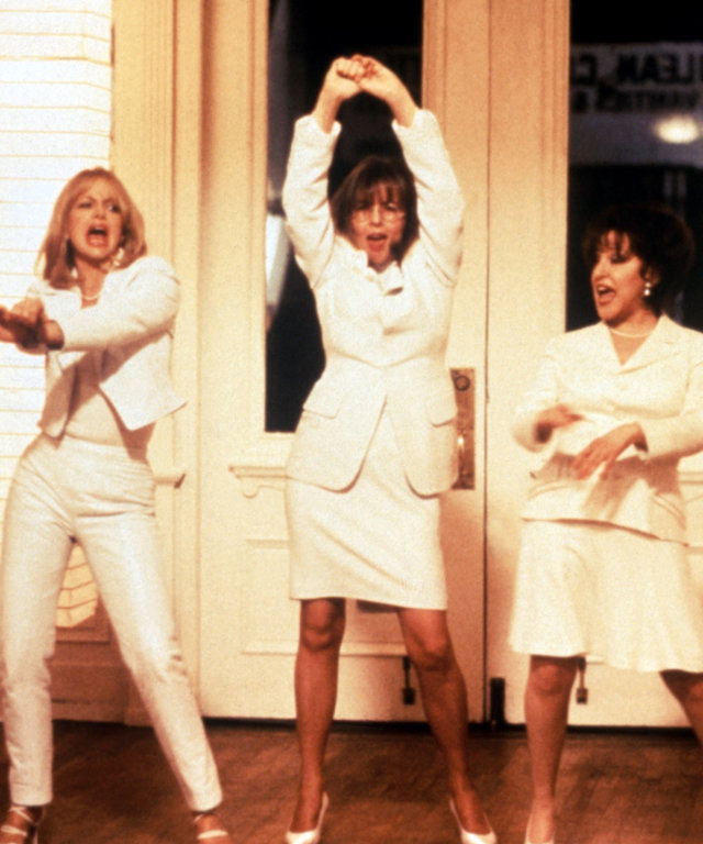 FIRST WIVES CLUB, Goldie Hawn, Diane Keaton, Bette Midler, 1996 Paramount/Courtesy Everett Collection / Everett Collection
