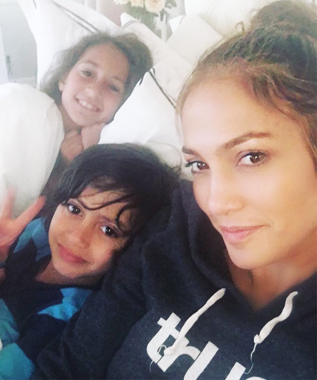 J.Lo Shares Never-Before-Seen Photos of Her Twins on Their Birthday