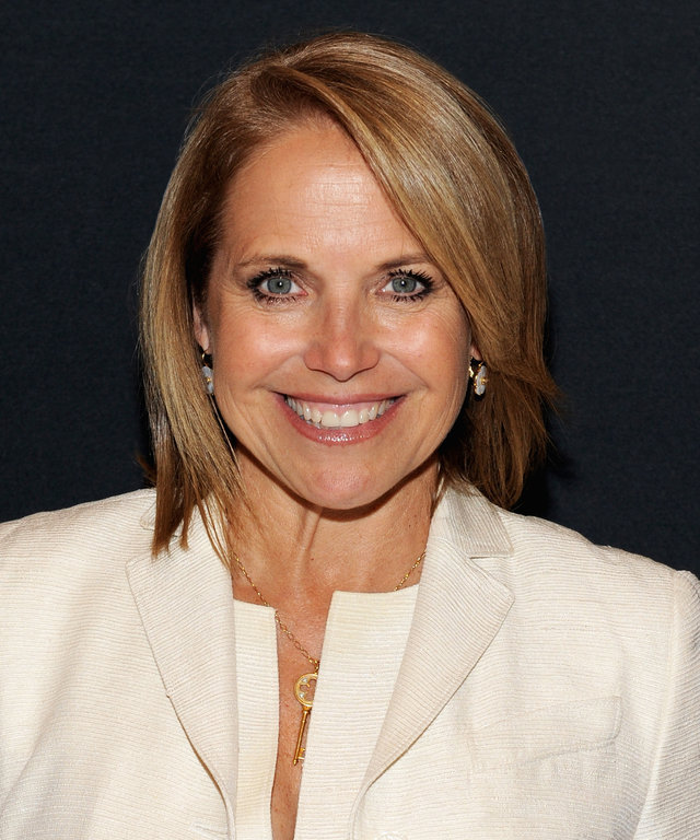 NEW YORK, NY - JULY 11:  Journalist Katie Couric attends the AOL Build, Makers and Sony Celebrate Women Creators Panel at Paley Center For Media on July 11, 2016 in New York City.  (Photo by Craig Barritt/Getty Images for AOL)