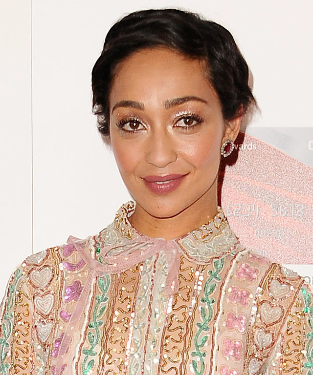 BEVERLY HILLS, CA - FEBRUARY 06:  Actress Ruth Negga attends AARP's 16th annual Movies For Grownups Awards at the Beverly Wilshire Four Seasons Hotel on February 6, 2017 in Beverly Hills, California.  (Photo by Jason LaVeris/FilmMagic)