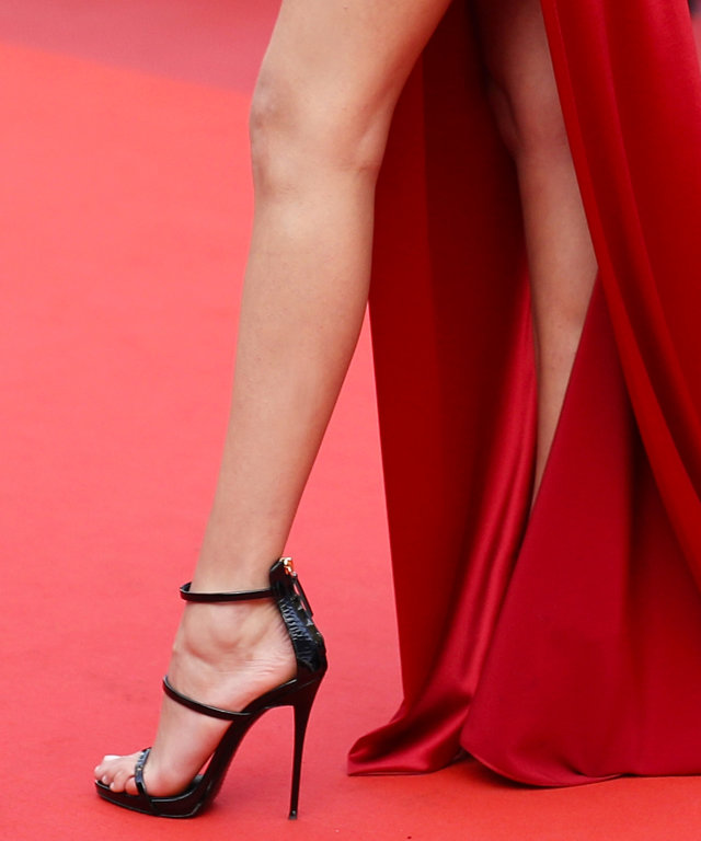 These Are the Most Popular Red Carpet Shoes of All Time