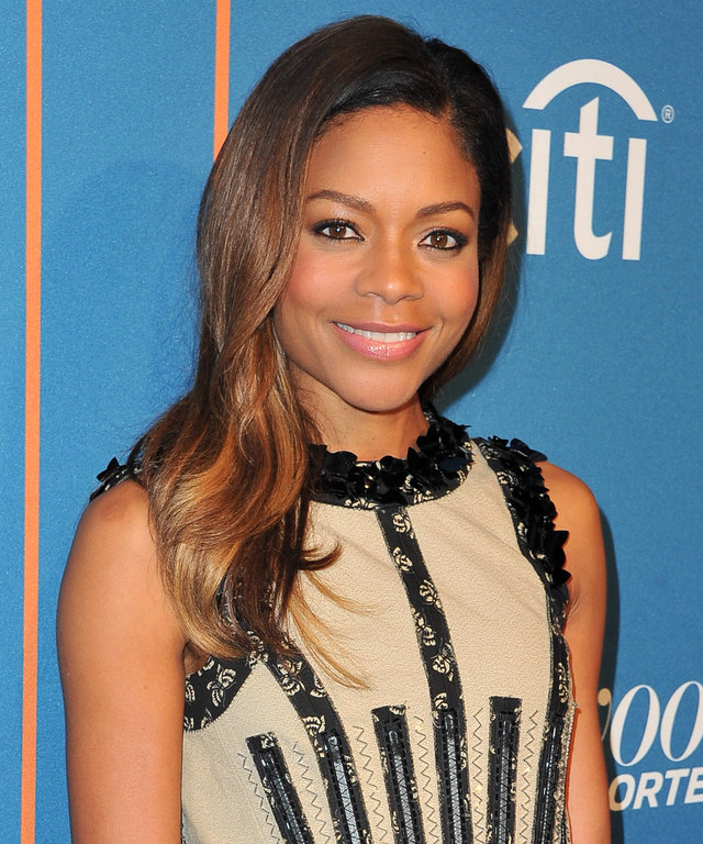 BEVERLY HILLS, CA - FEBRUARY 06:  Actress Naomie Harris attends The Hollywood Reporter 5th Annual Nominees Night at Spago on February 6, 2017 in Beverly Hills, California.  (Photo by Allen Berezovsky/WireImage)
