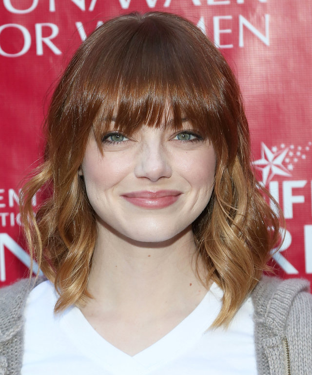 NEW YORK, NY - MAY 03:  Actress Emma Stone attends the 17th Annual Revlon Run/Walk For Women on May 3, 2014 in New York City.  (Photo by Taylor Hill/FilmMagic)