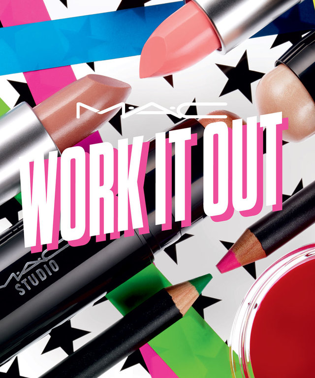 MAC's Fitness-Inspired Makeup Line Might Be Better Than Endorphins