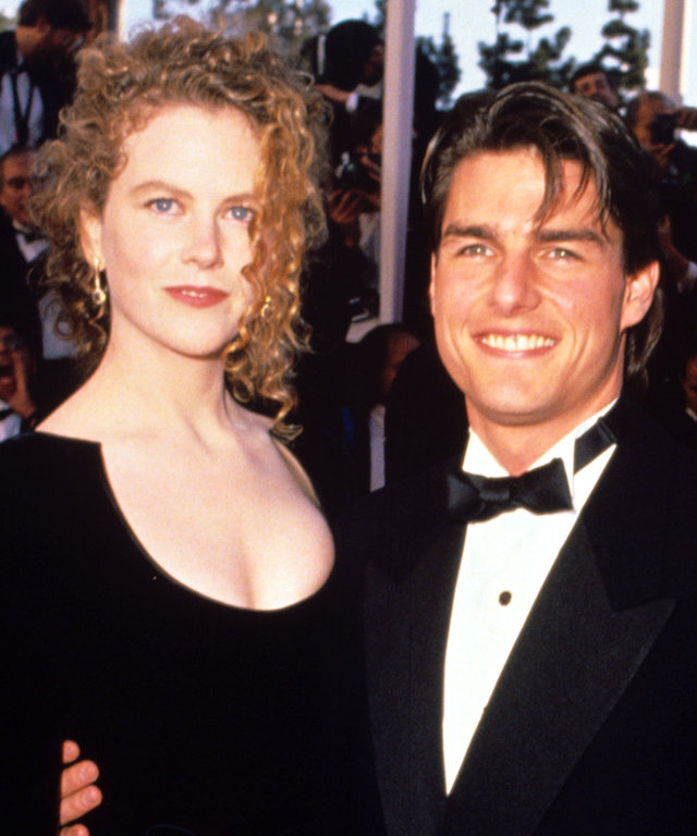 Nicole Kidman and Tom Cruise (Photo by S. Granitz/WireImage)