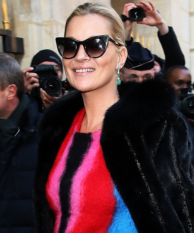Will Kate Moss's Wardrobe Malfunction Start a New Trend?