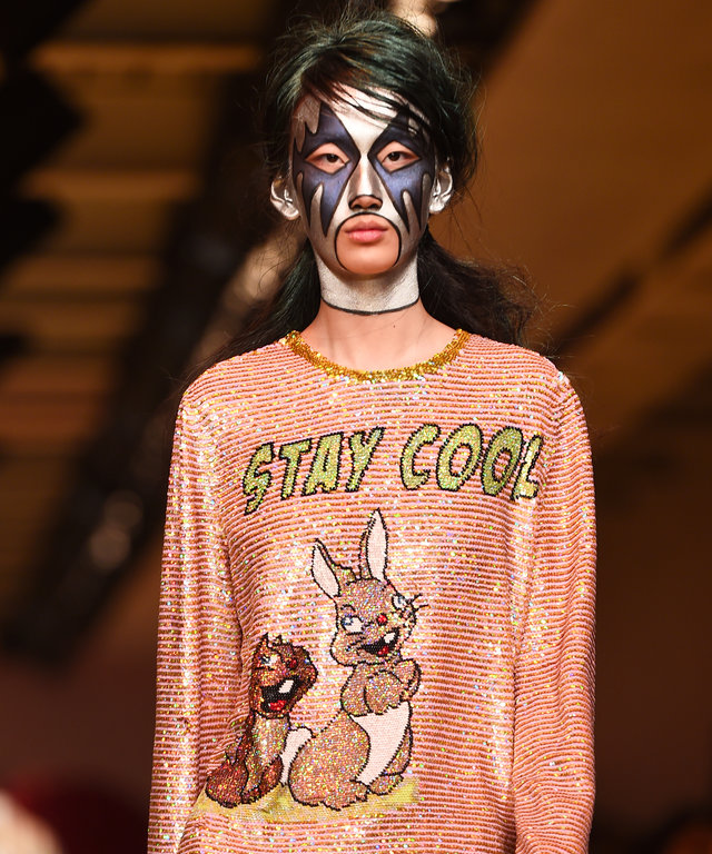 These Politically Charged Sequin Tees Will Rule Street Style